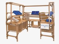 Cardboard engineering workshop noch effektiver arbeiten for Stehpult pappe